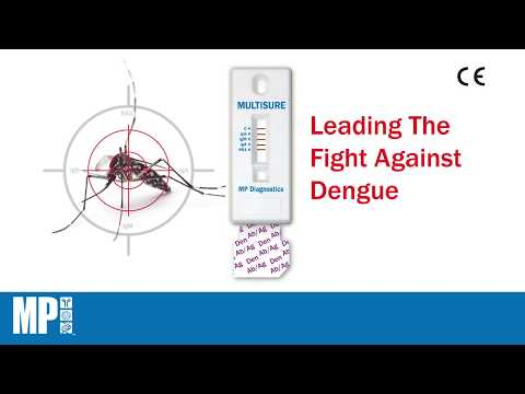 MULTISURE® Dengue Ab/Ag Rapid Test