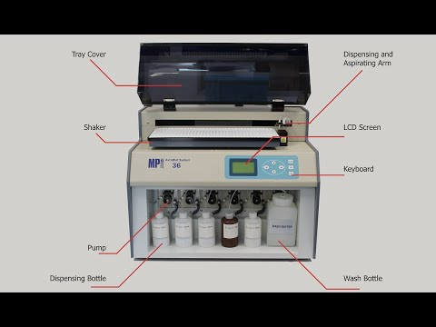AutoBlot System 36 Instructional video for end users [MP Biomedicals Asia Pacific]