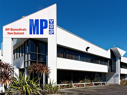 MP Biomedicals New Zealand
